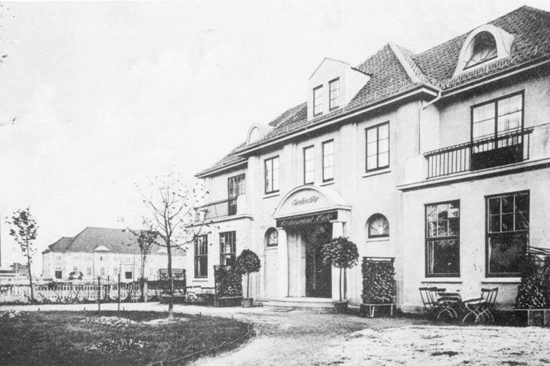 Das Wehrschloss in Bremen